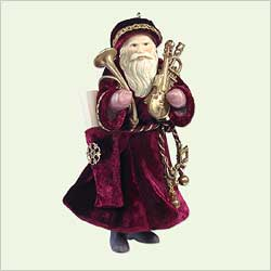 2005 Father Christmas #2 - SDB Hallmark Ornament