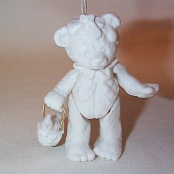 2005 Gift Bearers #7f - Unpainted Colorway - NB Hallmark Ornament