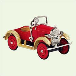2005 Kiddie Car Classic #12 - 26 Murray Speedster Hallmark Ornament