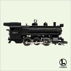 2005 Lionel  #10  - Pennsylvania B6 Steam Hallmark Ornament