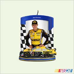 2005 Nascar - Matt Kenseth Hallmark Ornament