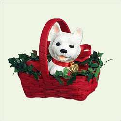 2005 Puppy Love #15 Hallmark Ornament