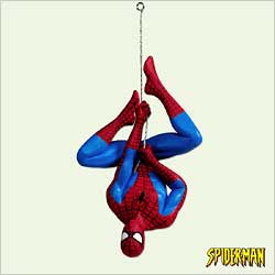 2005 Spiderman Hallmark Ornament