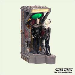 2005 Star Trek - Locutus Of Borg - DB Hallmark Ornament