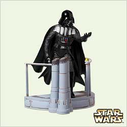 2005 Star Wars - Darth Vader - SDB Hallmark Ornament