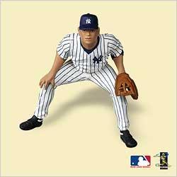 2006 Ballpark #11 - Alex Rodriguez Hallmark Ornament