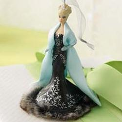 2006 Barbie - Club - Stolen Magic Hallmark Ornament