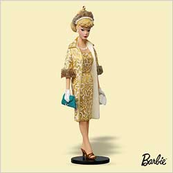2006 Barbie - Debut #13 - Evening Splendor Hallmark Ornament