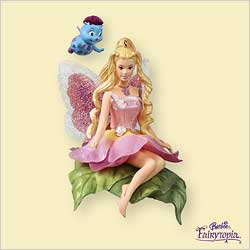 2006 Barbie - Fairytopia Hallmark Ornament