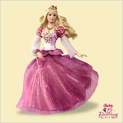 2006 Barbie - Genevieve Hallmark Ornament