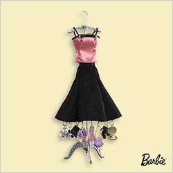2006 Barbie - Tt - Perfect Evening Hallmark Ornament