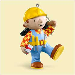 2006 Bob The Builder Hallmark Ornament
