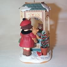 2006 Christmas Windows #4 - Club Hallmark Ornament
