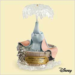 2006 Disney - Dumbo - Bathtime - SDB Hallmark Ornament