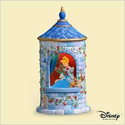 2006 Disney - The Princess Tower Hallmark Ornament