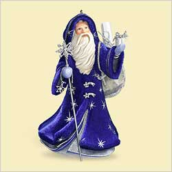 2006 Father Christmas #3 Hallmark Ornament