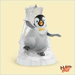 2006 Happy Feet - Mumble Moves Hallmark Ornament