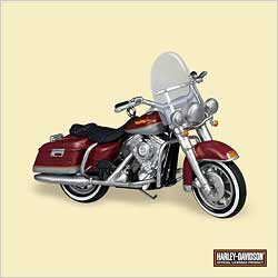 2006 Harley Davidson #8 - 1994 Flhr Road King Hallmark Ornament