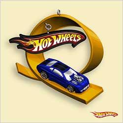 2006 Hot Wheels - Sooper Loop Hallmark Ornament