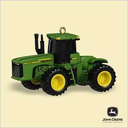 2006 John Deere - 9620 Tractor Hallmark Ornament