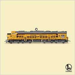2006 Lionel    #11 - Union Pacific Hallmark Ornament