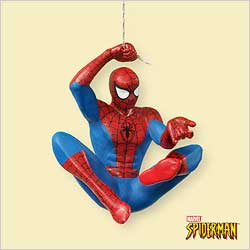 2006 Spiderman - DB Hallmark Ornament