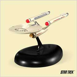 2006 Star Trek - Enterprise Diecast Hallmark Ornament