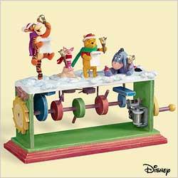 2006 Winnie The Pooh - Tt - Pooh Bells Hallmark Ornament