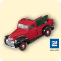 2007 All American Trucks #13 - 47 Chevy - Colorway - MIB Hallmark Ornament
