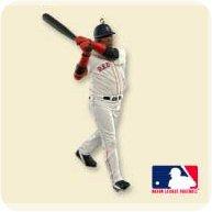 2007 Ballpark #12 - David Ortiz Hallmark Ornament