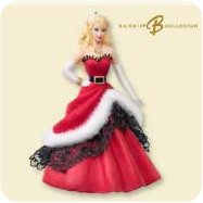 2007 Barbie - Celebration #8 Hallmark Ornament