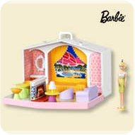 2007 Barbie - Family Deluxe House Hallmark Ornament