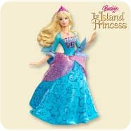 2007 Barbie - Island Princess Hallmark Ornament