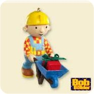 2007 Bob The Builder Hallmark Ornament