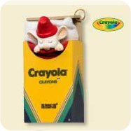 2007 Crayola - Colorful Dreams Hallmark Ornament