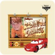 2007 Disney - Cars Photo Holder Hallmark Ornament