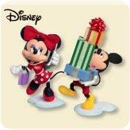 2007 Disney - Dashing Through The Mall Hallmark Ornament