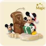2007 Disney - Hide N' Peek Hallmark Ornament
