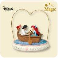 2007 Disney - Kiss The Girl - Little Mermaid - SDB Hallmark Ornament