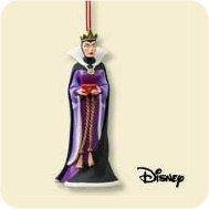 2007 Disney - Mirror On The Wall Hallmark Ornament