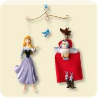 2007 Disney - Sleeping Beauty Hallmark Ornament