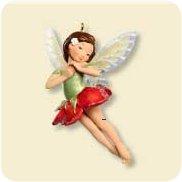 2007 Fairy Messengers #3 - Rose Hallmark Ornament