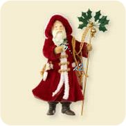 2007 Father Christmas - Colorway - MIB Hallmark Ornament