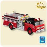 2007 Fire Brigade #5 - 1988 Ford C8000 Hallmark Ornament