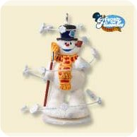 2007 Frosty The Snowman - The Magic Of Frosty Hallmark Ornament