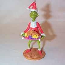 2007 Grinch - Roast Beast Hallmark Ornament