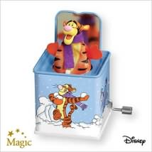 2007 Jack In The Box 5 - Tigger Hallmark Ornament