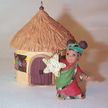 2007 Joy To The World - Africa Hallmark Ornament