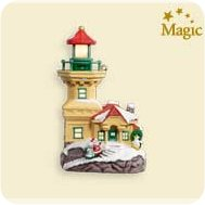 2007 Lighthouse Greetings #11 Hallmark Ornament