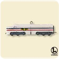 2007 Lionel #12 - Freedom Train Hallmark Ornament